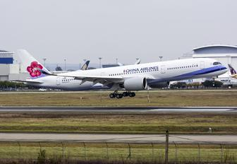 F-WZHC - China Airlines Airbus A350-900
