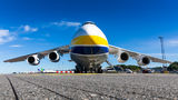 Antonov Design Bureau An124 visited Bergen