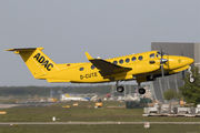 D-CUTE - ADAC Luftrettung Beechcraft 300 King Air 350 aircraft