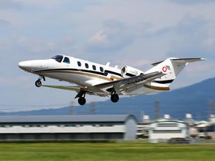 JA525A - Kohnan Shoji Cessna 525 CitationJet