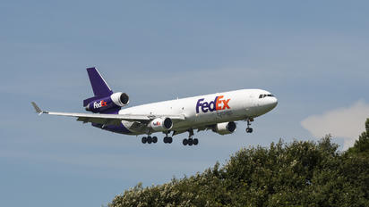 N621FE - FedEx Federal Express McDonnell Douglas MD-11F