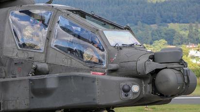 ZJ211 - British Army Westland Apache AH.1