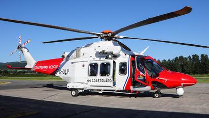 G-CILP - UK - Coastguard Agusta Westland AW139