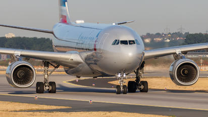 N283AY - American Airlines Airbus A330-200