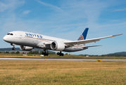 N20904 - United Airlines Boeing 787-8 Dreamliner aircraft