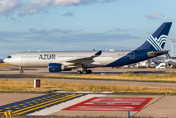 F-HTIC - Aigle Azur Airbus A330-200