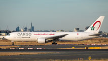 CN-ROW - Royal Air Maroc Cargo Boeing 767-300F aircraft
