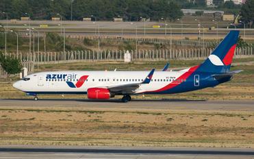 VQ-BMW - AzurAir Boeing 737-86J