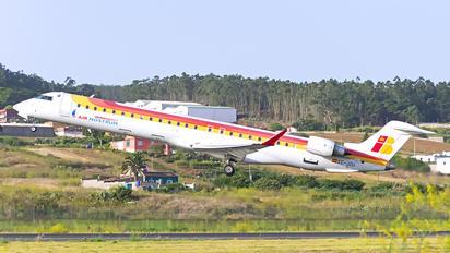 EC-JZU - Air Nostrum - Iberia Regional Canadair CL-600 CRJ-900