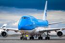 KLM Boeing 747 made a medical diversion to Helsinki