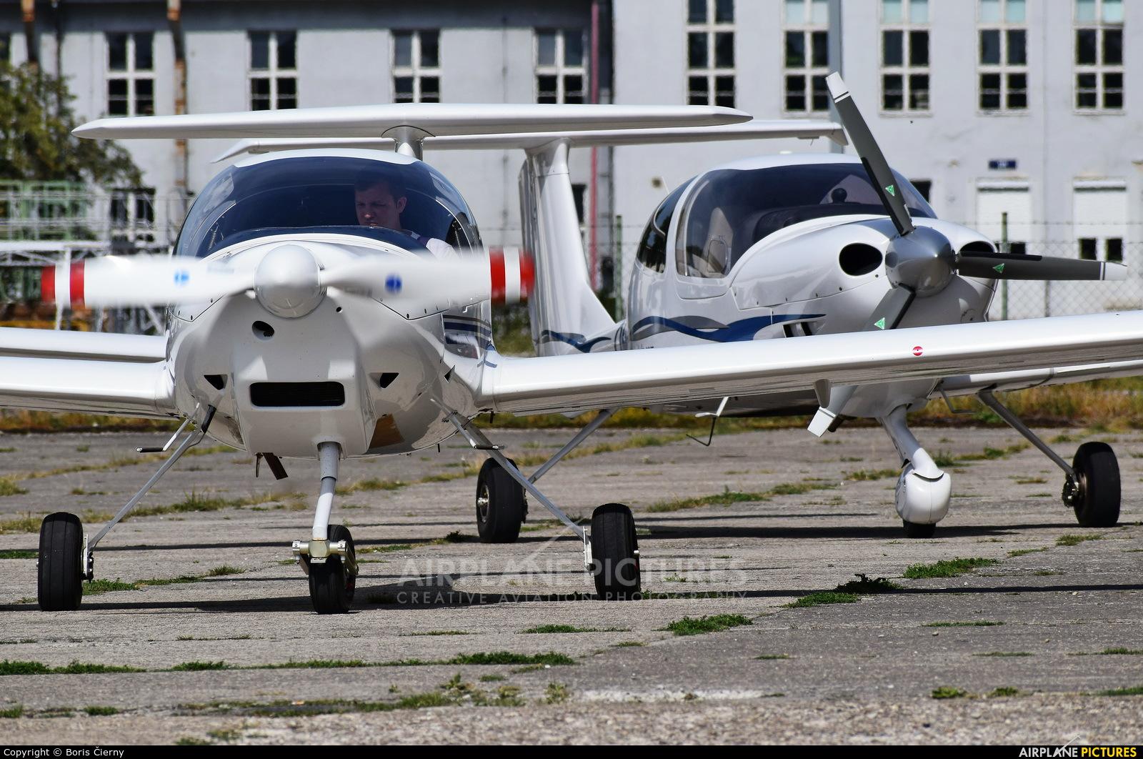 Seagle Air OK-CLO aircraft at Trenčín