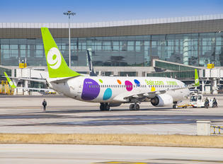 B-6990 - 9 Air Boeing 737-800