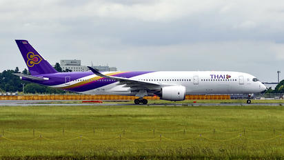 HS-THD - Thai Airways Airbus A350-900