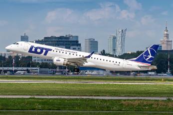 SP-LNK - LOT - Polish Airlines Embraer ERJ-195 (190-200)