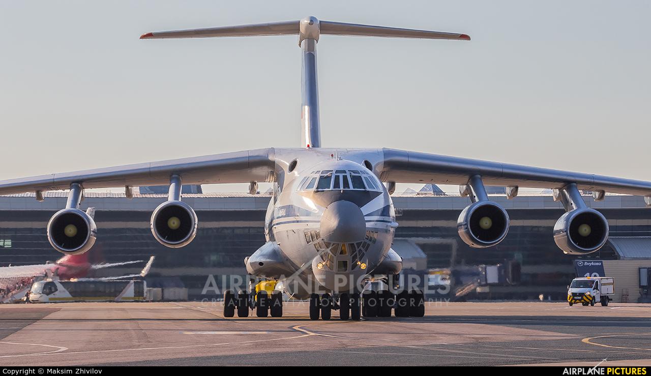 Russia - Air Force RA-78817 aircraft at Moscow - Vnukovo
