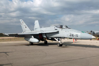 C.15-87 - Spain - Air Force McDonnell Douglas F/A-18A Hornet
