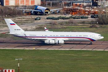 RA-96102 - Russia - Air Force Ilyushin Il-96