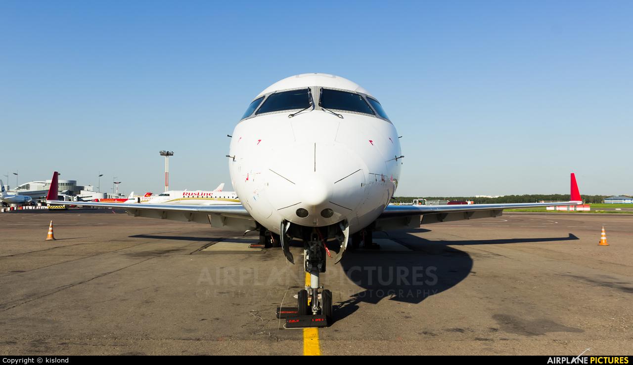 Rusline VP-BMN aircraft at Moscow - Vnukovo