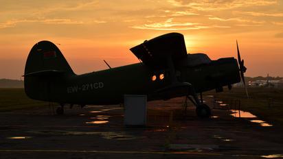 EW-271CD - Belarus - DOSAAF Antonov An-2