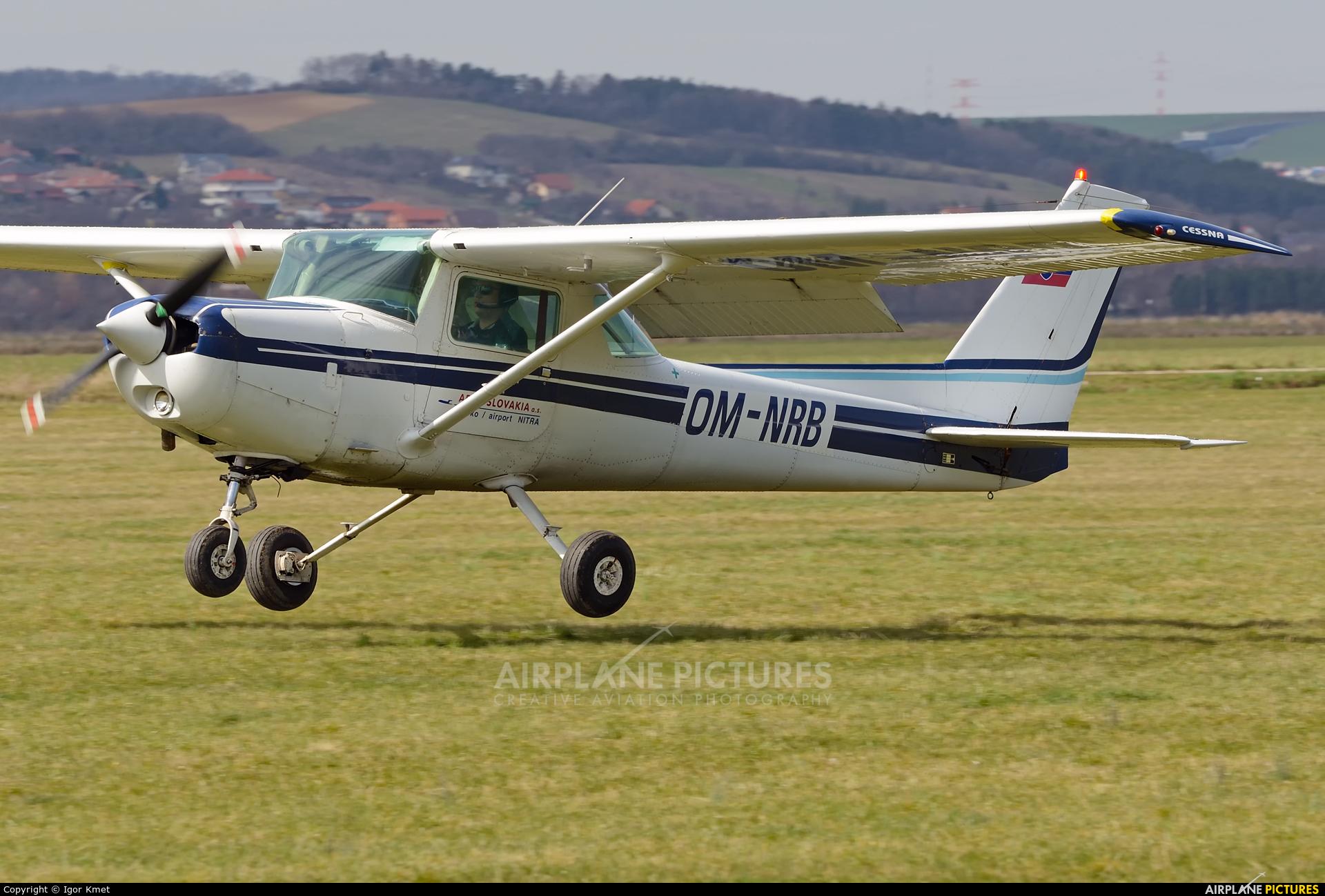 Aero Slovakia OM-NRB aircraft at Nitra