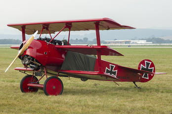 OK-UAA90 - Germany - Imperial Air Force (WW1) Fokker DR.1 Triplane (replica)