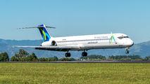 N808WA - World Atlantic Airways McDonnell Douglas MD-83 aircraft