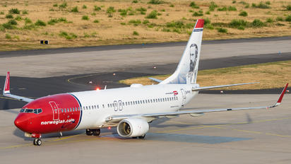 EI-FHX - Norwegian Air International Boeing 737-800