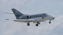 185 - France - Navy Dassault Falcon 10MER aircraft