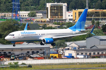 VP-BPK - Pobeda Boeing 737-8AS