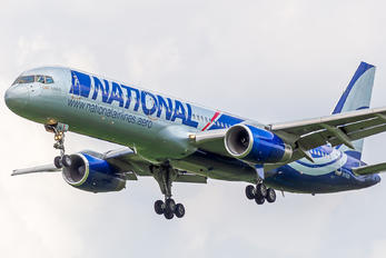 N176CA - National Airlines Boeing 757-200