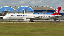 TC-JMN - Turkish Airlines Airbus A321 aircraft