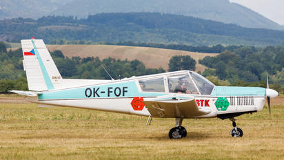 OK-FOF - Private Zlín Aircraft Z-43