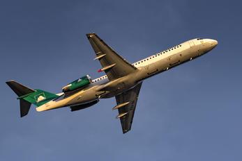 YR-FKA - Carpatair Fokker 100