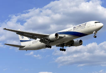 4X-EAM - El Al Israel Airlines Boeing 767-300ER