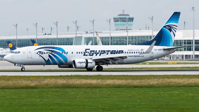 SU-GDB - Egyptair Boeing 737-800