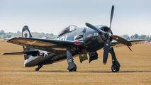 G-RUMM - The Fighter Collection Grumman F8F Bearcat aircraft