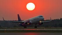 HA-LXR - Wizz Air Airbus A321 aircraft