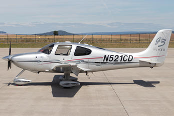 N521CD - Private Cirrus SR22-GTS G3 Turbo