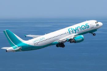 VP-CXR - Flynas Airbus A320