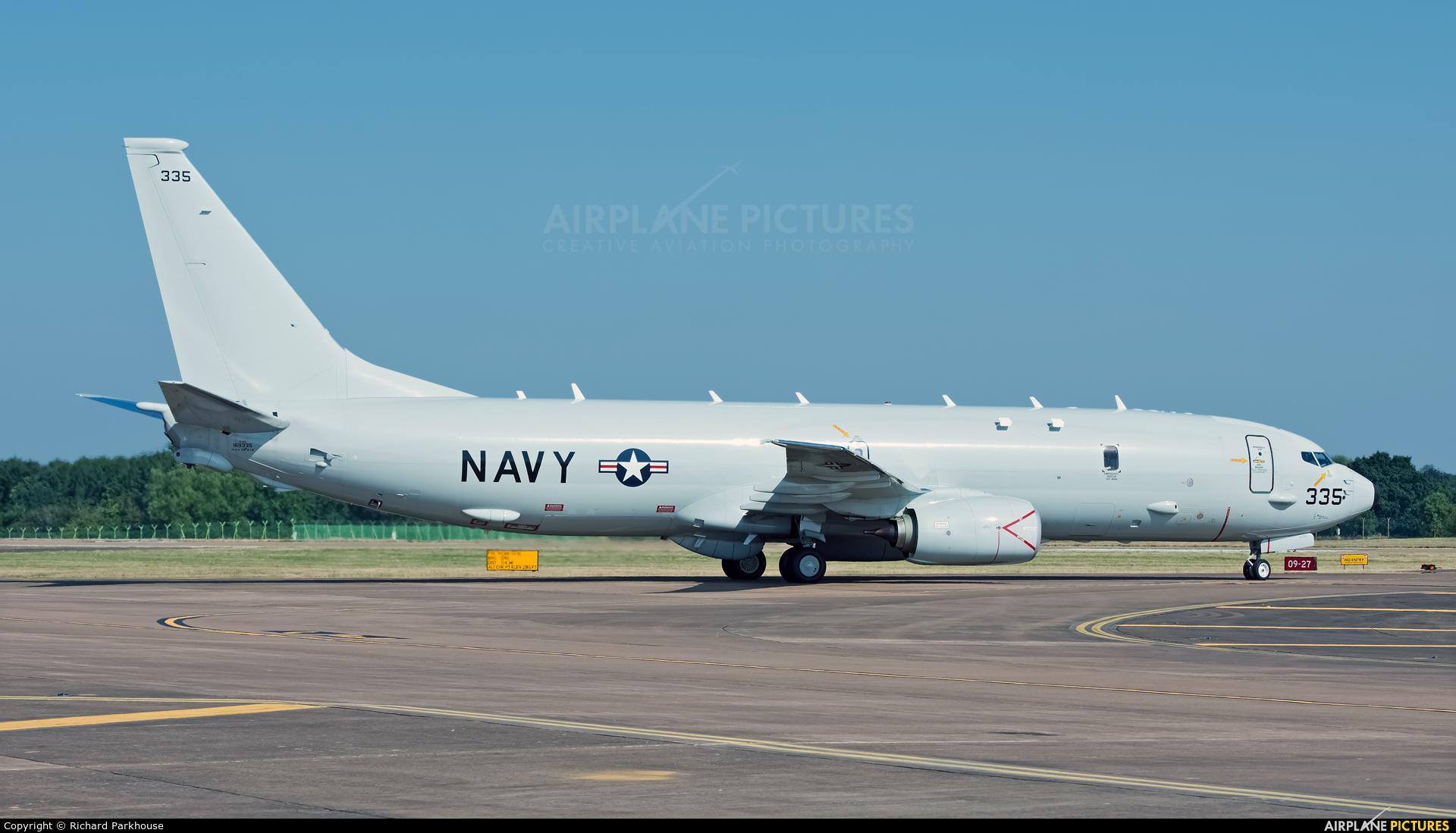 USA - Navy 169335 aircraft at Fairford