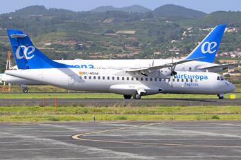 EC-MSM - Air Europa Express ATR 72 (all models)