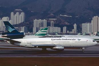 - - Garuda Indonesia McDonnell Douglas DC-10-30
