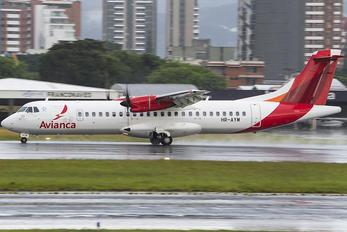 HR-AYM - Avianca ATR 72 (all models)