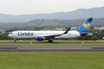 D-ABUK - Condor Boeing 767-300