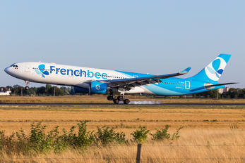 F-HPUJ - French Blue Airbus A330-300