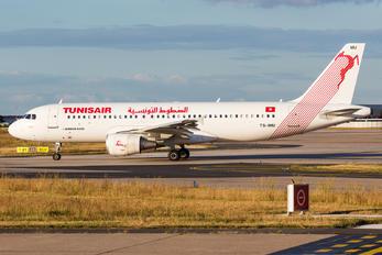 TS-IMU - Tunisair Airbus A320