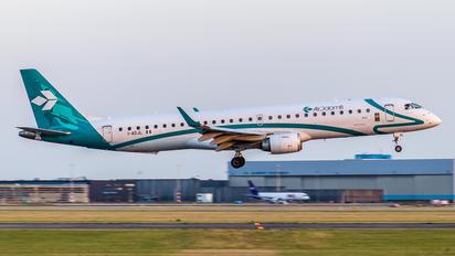 I-ADJL - Air Dolomiti Embraer ERJ-195 (190-200)