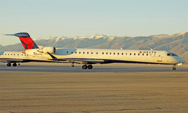 N161PQ - Delta Connection - SkyWest Airlines Bombardier CRJ 900ER