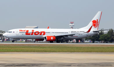 HS-LTS - Thai Lion Air Boeing 737-900ER