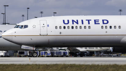 N53441 - United Airlines Boeing 737-900ER